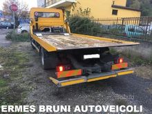 Tow truck nissan eco t 4.0 all.