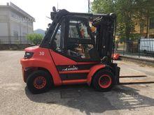 Forklift Linde H70 2011