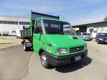 Iveco Daily 35.8 tipper trilate