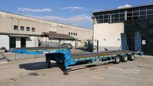 Semitrailer carrellone Bertoja