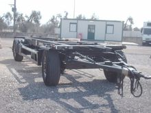 Used Trailer kogel b