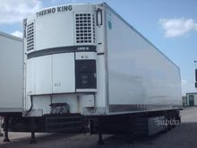 Thermo King refrigerator semi-t