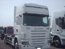 Used Scania R 470 tr