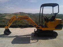 Mini excavator KOMATSU 218