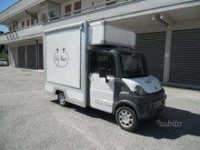 Autonegozio food truck Mega Ele