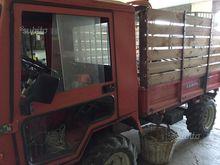 Caron motorbikes farm tractor 7