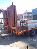 Semitrailer De Angelis with hyd