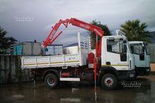 IVECO Eurocargo 80E17 crane Ben