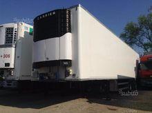 Semitrailer Refrigerator Cherea