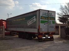 Semitrailer Acerbi Viberti-