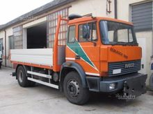 Iveco Fiat 175.24 Flatbed and p
