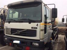 Truck Volvo FL6 250 fuel tank c