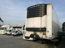 Semitrailer Refrigerator Lamber