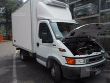 Isothermal van Iveco Daily