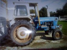 Used Tractor Ford 56