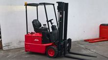 Forklift neat and 12