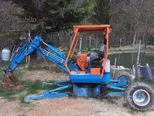 Used Walking excavat