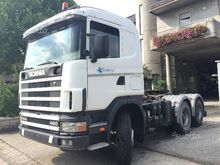 Scania r144 work means 2000