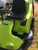 Cricket lawn mower king