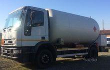 Iveco Eurocargo LPG tanker