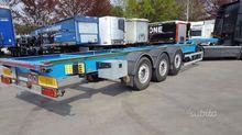 Semitrailer Container Adige 200