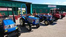 Used Tractors ISEKI