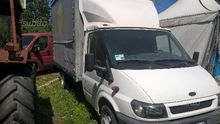 Ford Transit truck tarpaulin ri