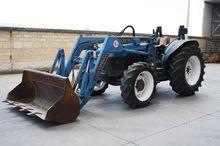 Tractor model TN75 - 2000