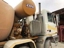 Astra HD7 84.38 concrete mixer