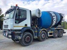 Iveco trakker 410t44 mixer (es-