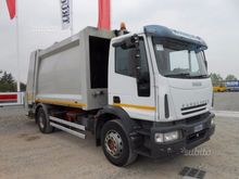 Iveco 180E28 from waste compact