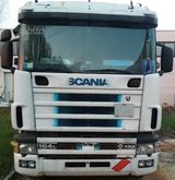 Scania 164 tractor
