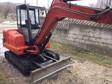 40 ql Mini excavator Hinowa VT