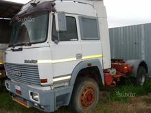 Used Iveco tractor 4