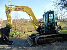 Used Excavator Yanma