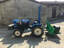 Used mower iseki in