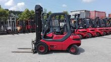 Linde H30 with extendable forks