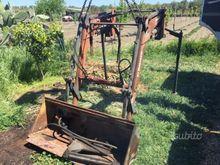 tractor front loader shovel