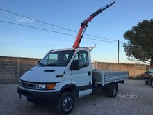 Used Iveco daily wit