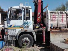 Used Iveco trucks-tr