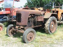 vintage farm tractor bischoff
