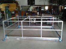 Aluminum support