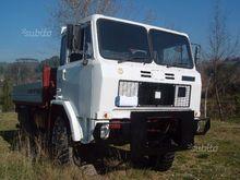 Truck IVECO 4x4 ACL 75