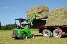 Multipurpose loader Avant