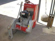 Asphalt cutter dimas fs 450F
