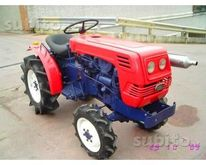180-Minitractor from vegetable