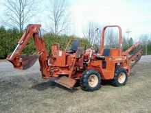 Used DITCH WITCH 321