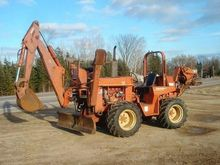 Used DITCH WITCH 751