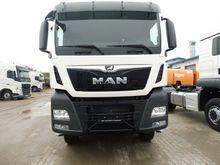 2017 MAN TGX 33.500 6X4 BLS Ret