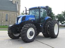 New 2012 HOLLAND T7.